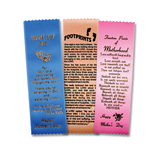 Bookmarks & Prayer Ribbons