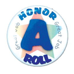 SB-13 A Honor Roll Button