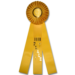 ST-AC-10 Fifth Place Rosette