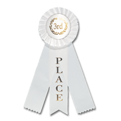 ST-4 Third Place Rosette