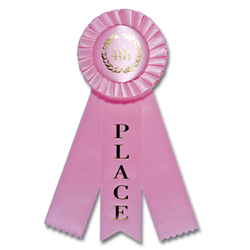 ST-4 Fourth Place Rosette