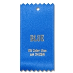 Blue Ribbon Swatch