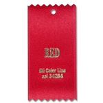 Red Ribbon Swatch