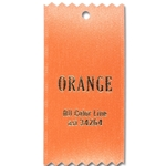 Orange Ribbon Swatch